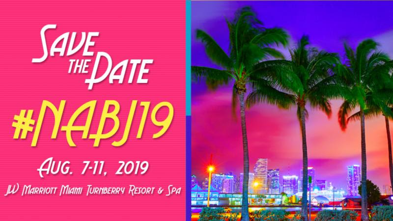NABJ Convention 2019